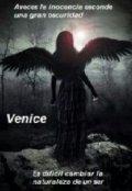 """Portada del libro """"Venice: La caída """""""