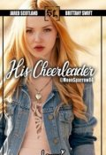 """Book cover """"His Cheerleader"""""""