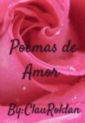 """Portada del libro """"Poemas de amor """""""