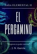 """Portada del libro """"Saga Elemental 2: El Pergamino"""""""