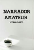 "Portada del libro ""Narrador Amateur """