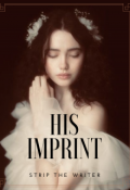 """Book cover """"His Imprint"""""""
