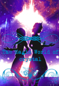 "Portada del libro ""The magic world of crystal"""