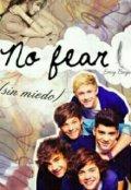 """Portada del libro """"No fear (sin miedo)"""""""