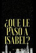 "Portada del libro ""¿que le pasó a Isabel?"""