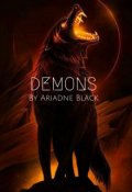 "Book cover ""Demons"""