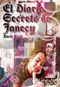 """Portada del libro """"El Diario Secreto De Janecy #1 ©"""""""