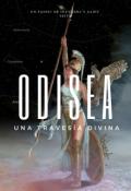 """Portada del libro """"Odisea: Travesía Divina"""""""