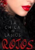 """Portada del libro """"La chica de labios rojos """""""
