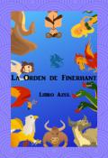 """Portada del libro """"Ertum Relm: La Orden de Finerhant - Libro Azul"""""""