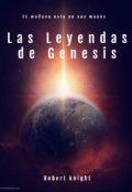 """Portada del libro """"Las leyendas de Genesis"""""""