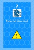 """Portada del libro """"Ertum Relm: Notas del Libro Azul"""""""
