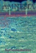 """Portada del libro """"Amnesia"""""""