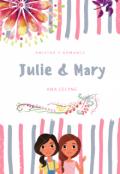 """Portada del libro """"Julie & Mary"""""""