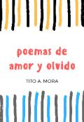 """Portada del libro """"Poemas de amor y olvido"""""""