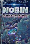 """Portada del libro """"Nobin"""""""