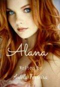 """Portada del libro """"Alana"""""""