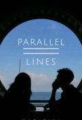 "Book cover ""Parallel Lines"""