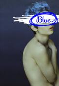 "Portada del libro ""Blue"""