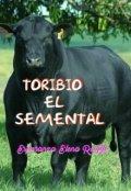 """Portada del libro """"Toribio, El semental"""""""