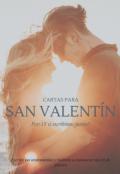 """Portada del libro """"Cartas para San Valentín """""""