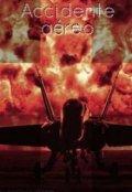 """Portada del libro """"Accidente aéreo"""""""