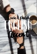 """Book cover """"English Accent"""""""