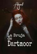 """Portada del libro """"La Bruja de Dartmoor"""""""