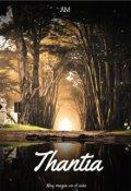 "Portada del libro ""Thantia"""