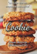 """Portada del libro """"Cookie"""""""