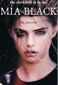 """Portada del libro """"Mía black"""""""