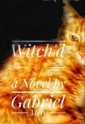 "Book cover ""Witch'd"""