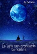 """Portada del libro """"La luna aun pronuncia tu nombre"""""""