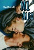 """Portada del libro """"Mi Alex."""""""