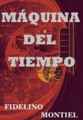 """Portada del libro """"Máquina del tiempo"""""""