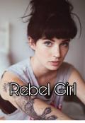 """Portada del libro """"Rebel Girl"""""""