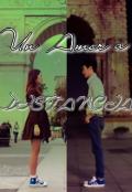"Portada del libro ""Un amor a distancia """