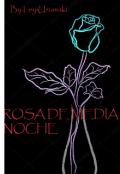 """Portada del libro """"Rosa de Medianoche"""""""