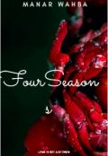"Book cover ""Four Seasons"""