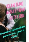 "Portada del libro ""Hola me llamo Nathaly pero me dicen China"""