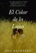 """Portada del libro """"El color de la Luna proximamente"""""""