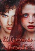 """Portada del libro """"El Crimen de Dominika."""""""