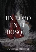 """Portada del libro """"Un lobo en el bosque"""""""