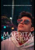 """Portada del libro """"Maldita Eternidad #3"""""""