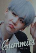 """Portada del libro """"Gummies    [jimsu]"""""""