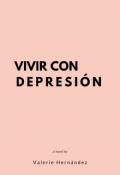 """Portada del libro """"Vivir con depresión"""""""