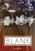 "Book cover ""Blank"""