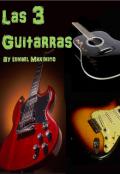 """Portada del libro """"Las 3 Guitarras"""""""