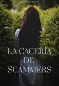 """Portada del libro """"La cacería de Scammers"""""""