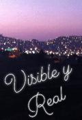 """Portada del libro """"Visible y Real"""""""